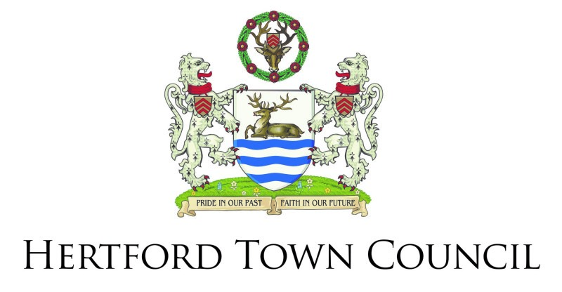 Hertford Town Council Badge