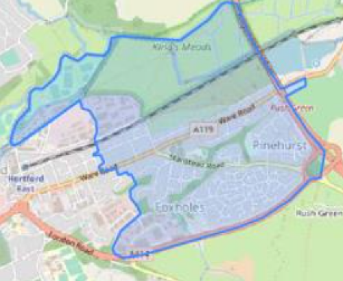 Kingsmead Neighbourhood Area Plan (KNP)