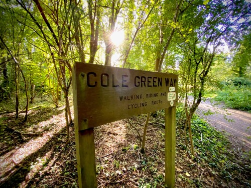 The Cole Green Way