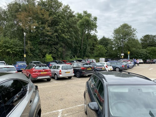 Find Out More About Public Parking In Hertford