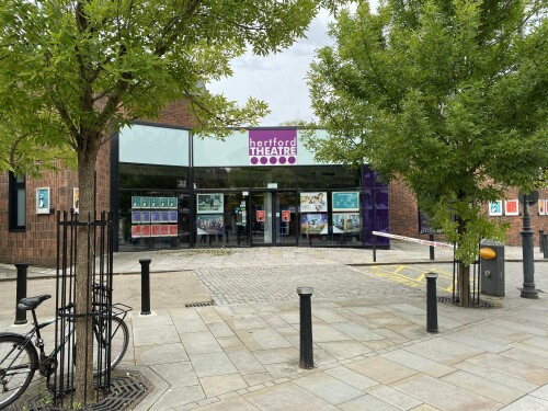 Find Out More About Hertford Theatre